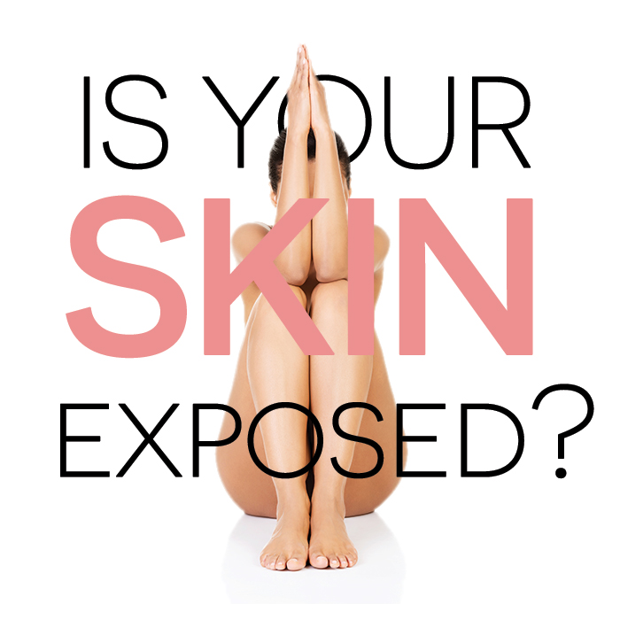 Life by U Is Your Skin Exposed