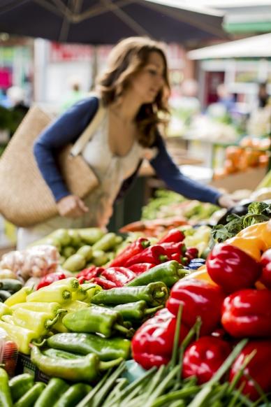 Life by U Living Vegetable Shopping
